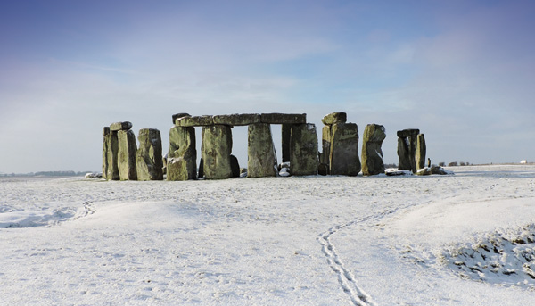 Feeding the 'builders of Stonehenge'